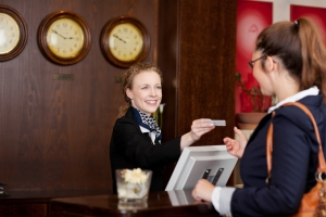 Hotel bookings made onlione