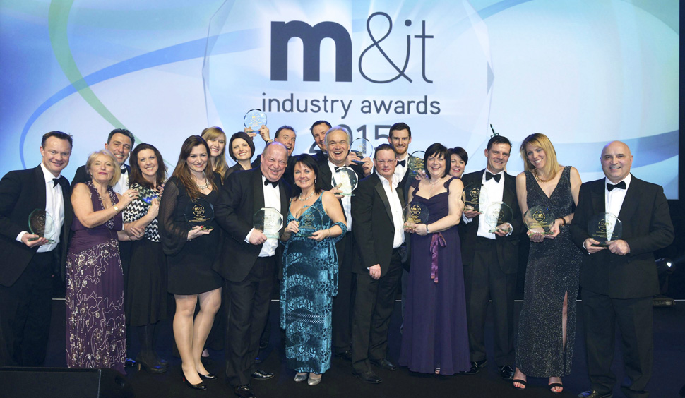 m&it awards winner 2015