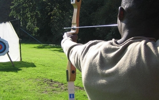 Archery shooting day
