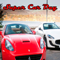 Super Car Day team building day