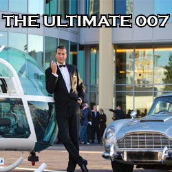 The Ultimate 007 team building day