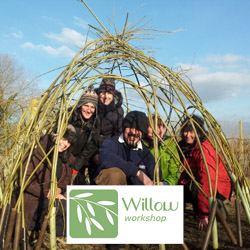 Willow Workshop creative team builidng event